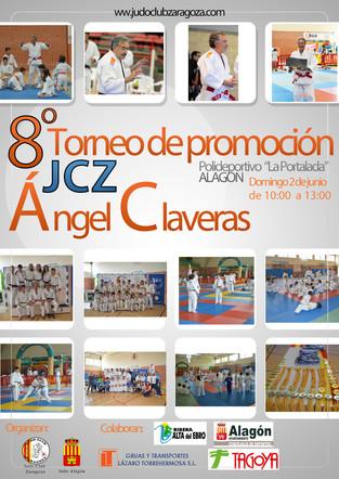 """8º Torneo de Promoción JCZ                                    """"Ángel Claveras"""""""