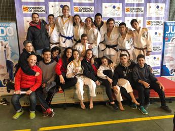 2º Fase del Campeonato de Aragón Infantil y Cadete