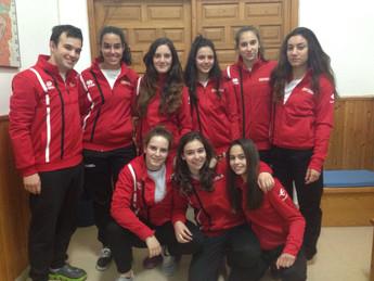 Campeonato España Escolar en Valencia