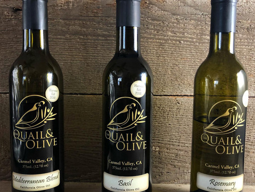 Winter Cooking with CoMilled Herbal Olive Oils