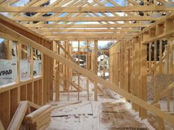 Interior Framing-Study Hall-View toward North-2018.02.20