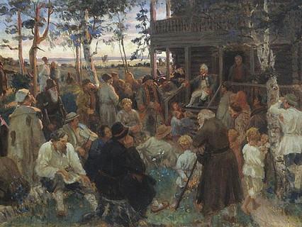 Как жилось крепостным великого Суворова, и Кому полководец «отцовский капитал».