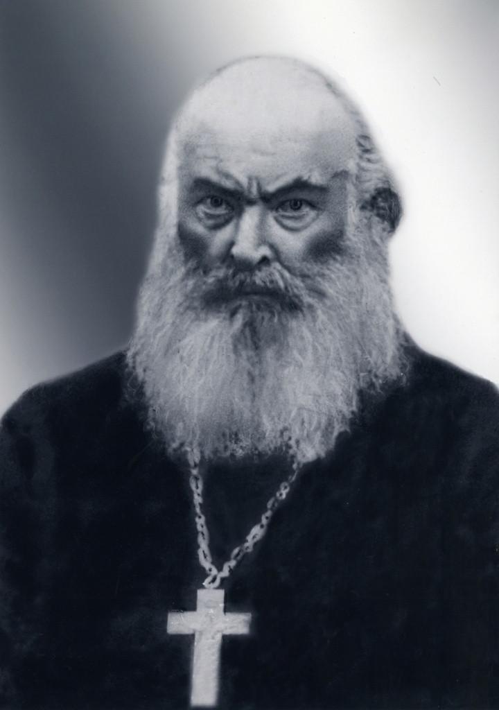 священник Парусников