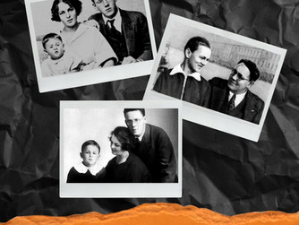 Трое детей Самуила Маршака: как сложились судьбы потомков детского писателя.