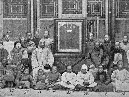 Китайцы с какими фамилиями являются потомками русских казаков
