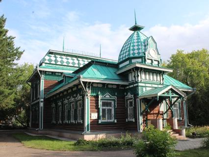 История семьи, жившей в самом красивом доме Петропавловска.
