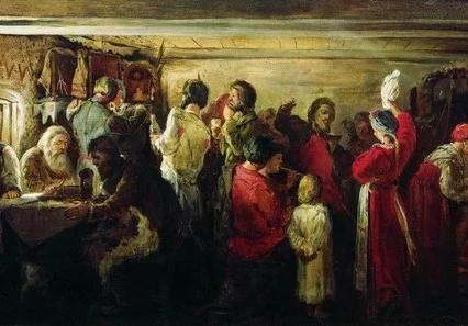 Свадьбы крестьянские, купеческие, дворянские. Как женились до революции.