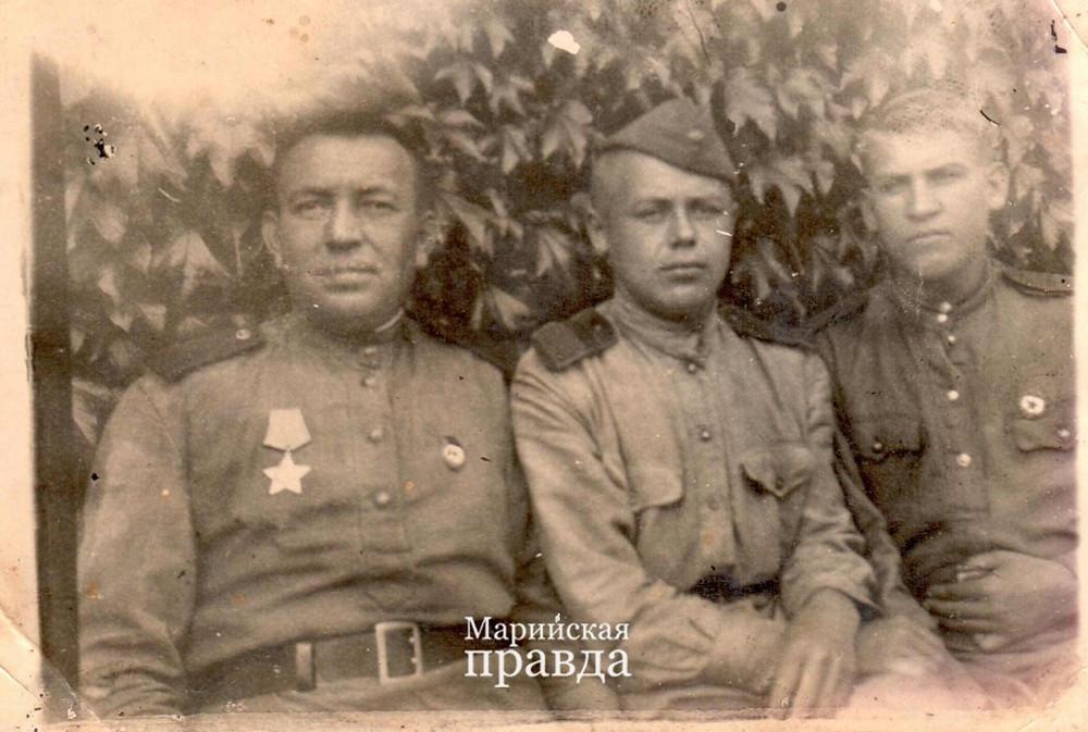 военная фотография генеалогия