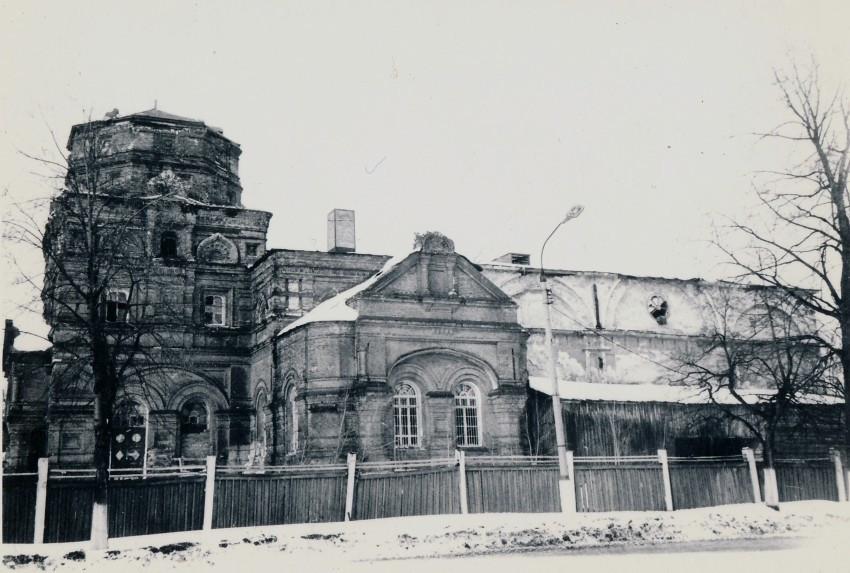 Троицкий храм Раменское