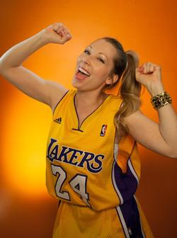Lakers Girl
