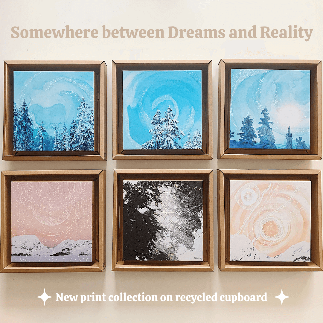 New collection ! Somewhere between Dreams and Reality