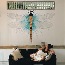 Chlo Hej - Villa Dragonfly - Bali