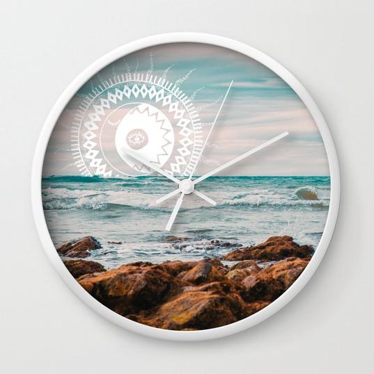 Clock / Horloge