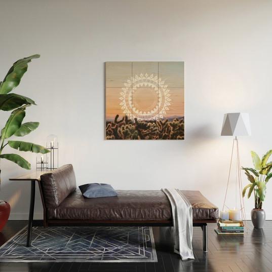 Print on Wood / Impression sur Bois