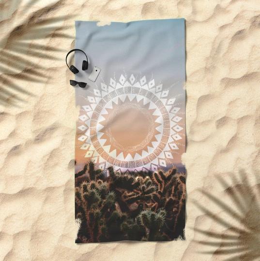 Beach Towel / Serviette de plage