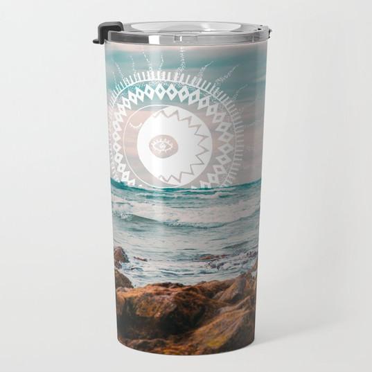 Travel Mug / Mug de Voyage