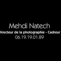 Narrative Showreel 2019 - Mehdi Natech DOP