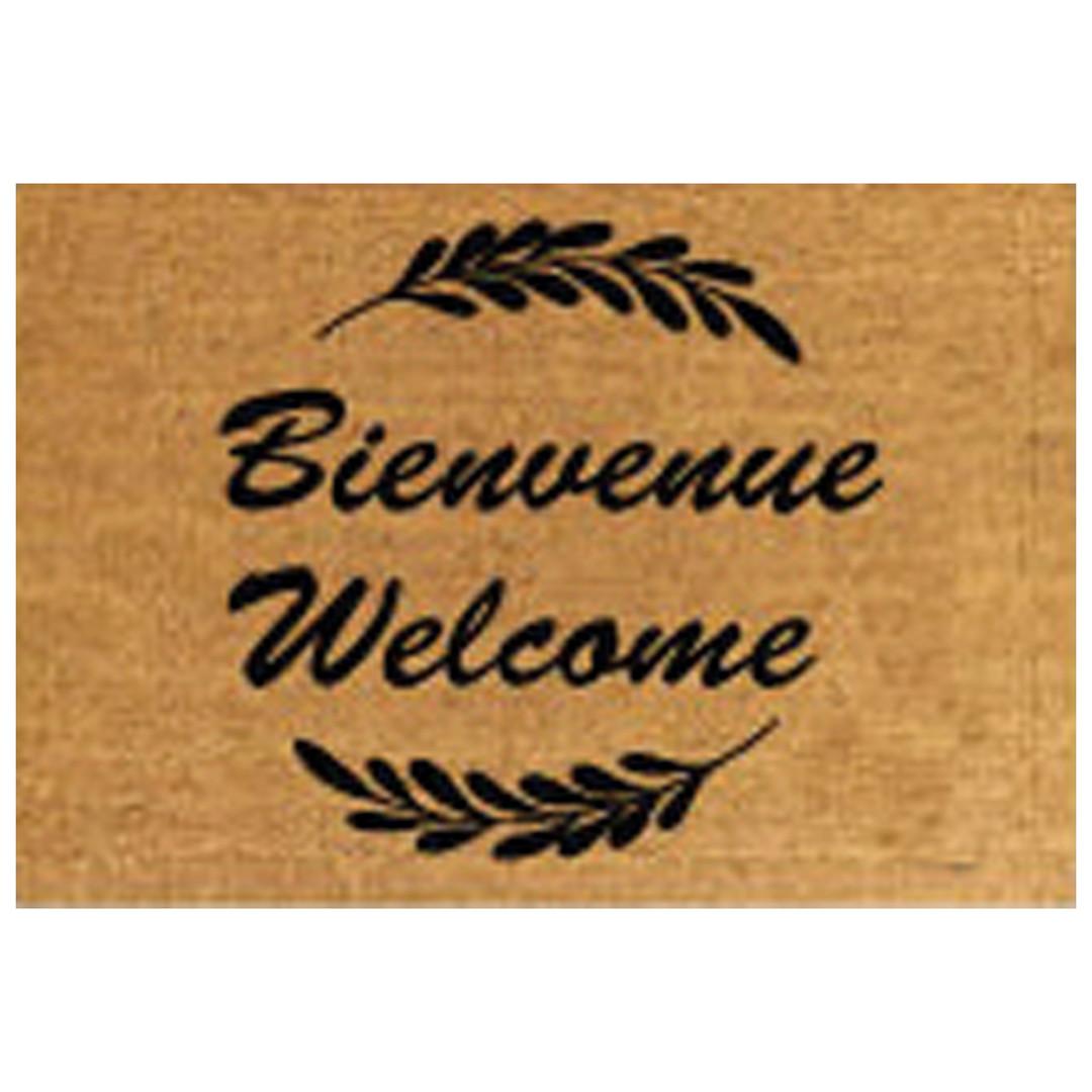 BIENVENUE WELCOME