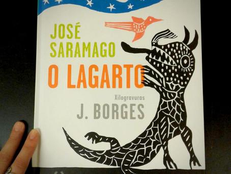 Lançamento: Saramago entre conto e fada