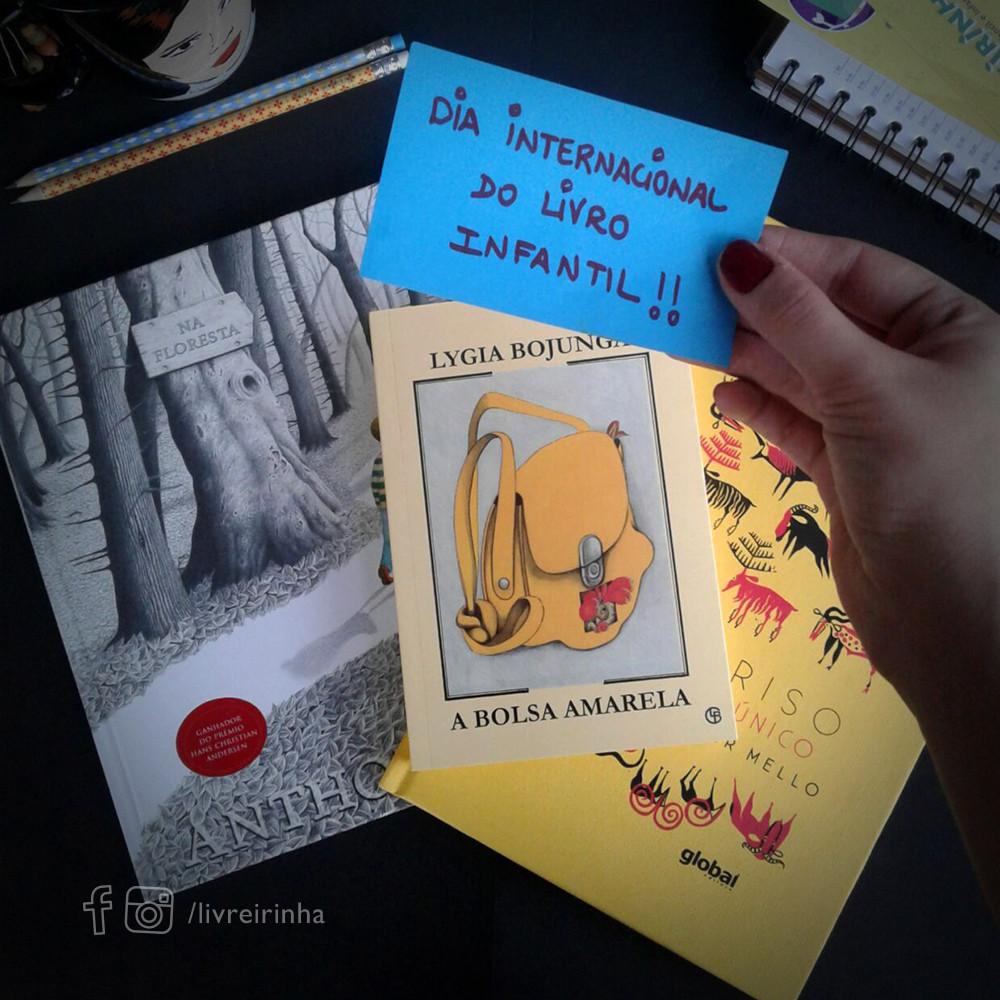 Dia Internacional do Livro Infatil