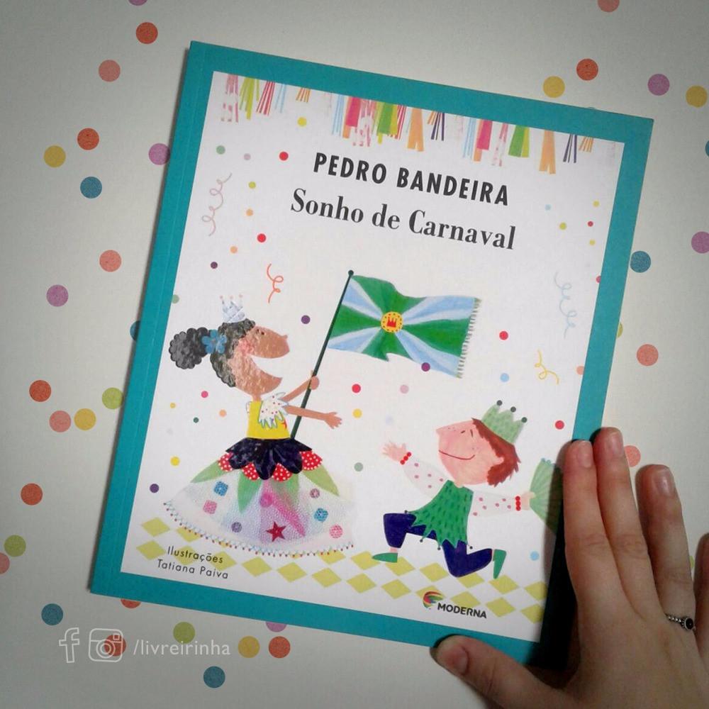 Sonho de Carnaval  Ed. Moderna