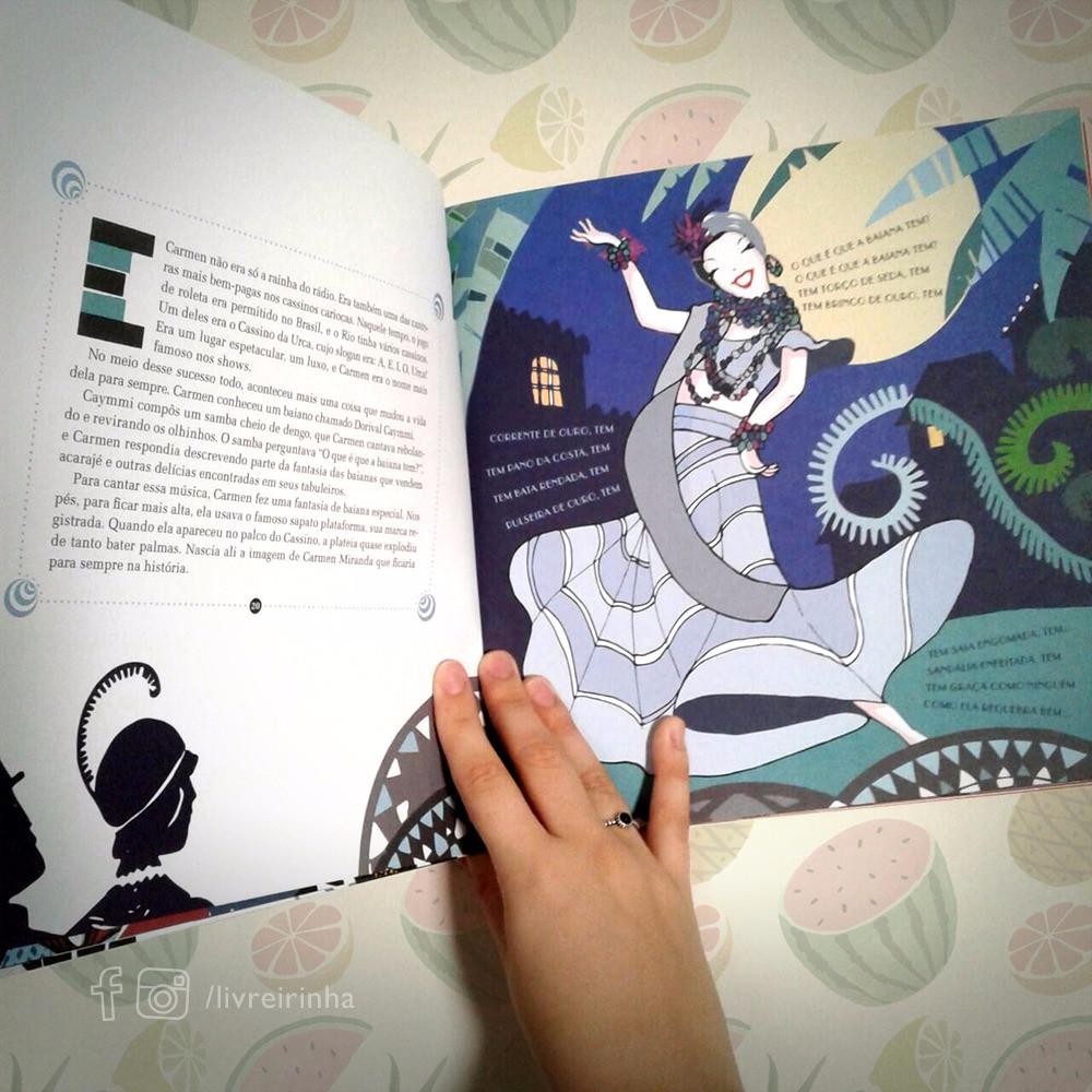 Carmen a Grande Pequena Notável Edições de Janeiro