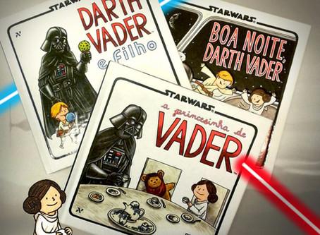 Darth Vader... pai?