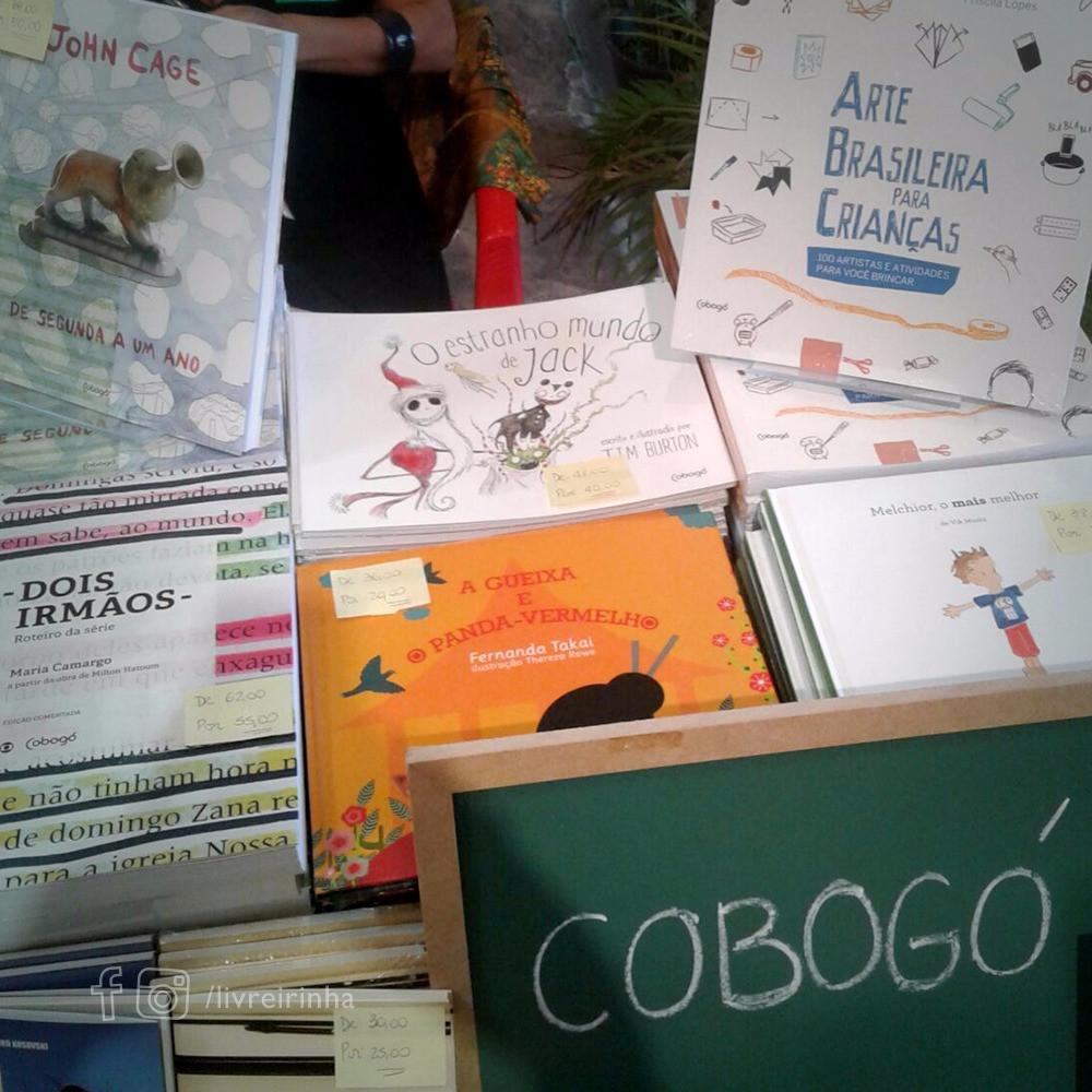 Cobogó Arte Brasileira  para Crianças