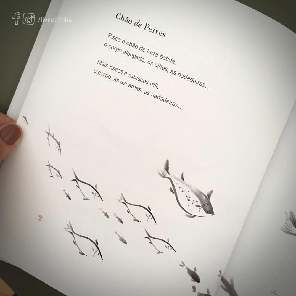 Chão de Peixes _ Lúcia Hiratsuka