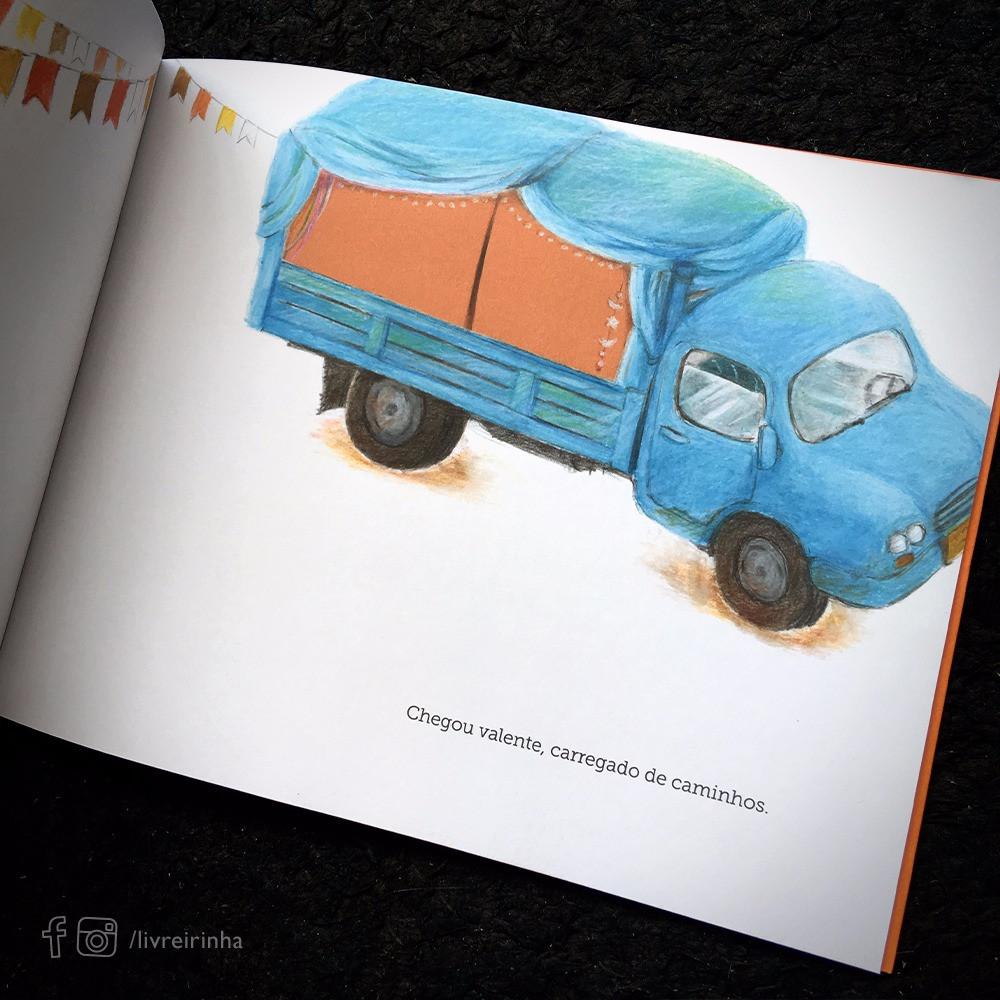 O caminhão