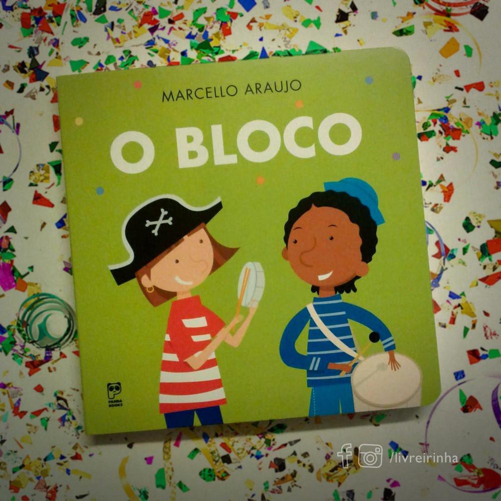 O Bloco - Marcello Araujo