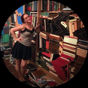Ana Claudia | Livreirinha literatura infantil e infantojuvenil