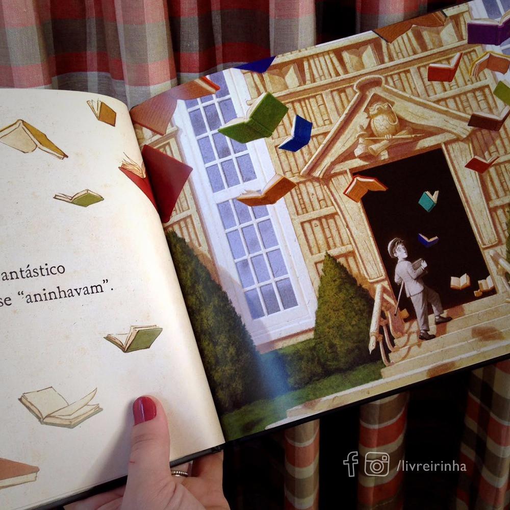 Os Fantásticos Livros Voadores de Modesto Máximo