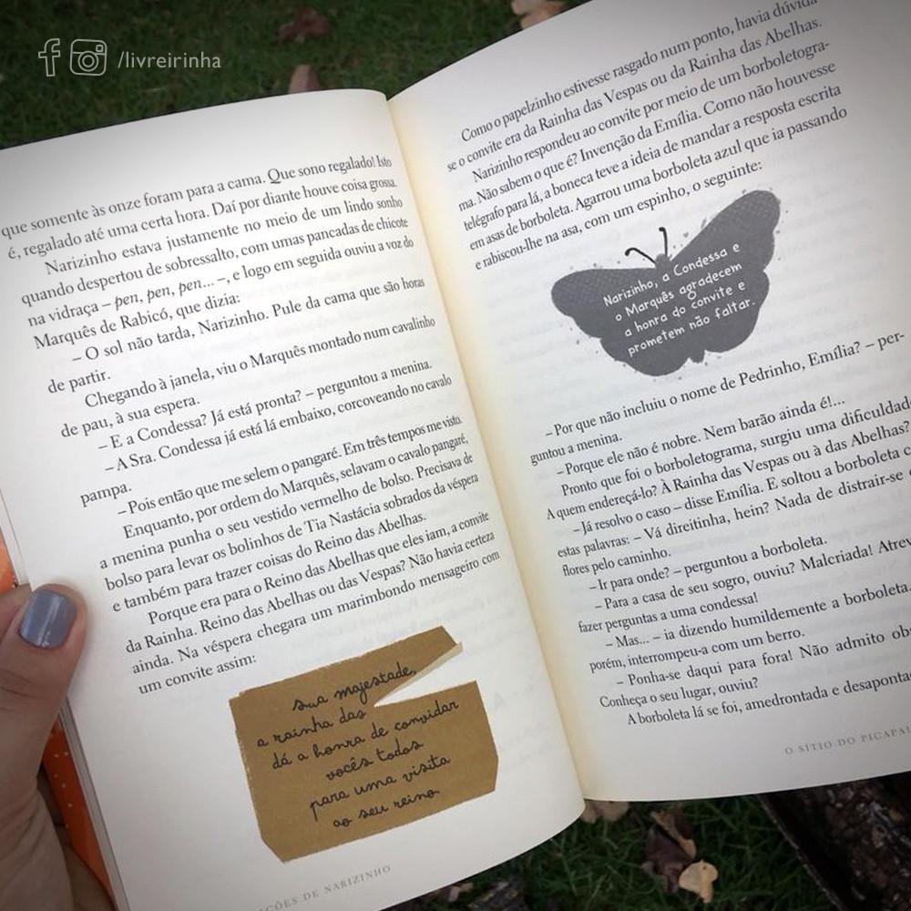 Reinações de Narizinho | Autêntica