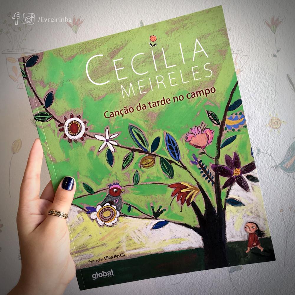 Canção da tarde no campo_ Cecília Meireles