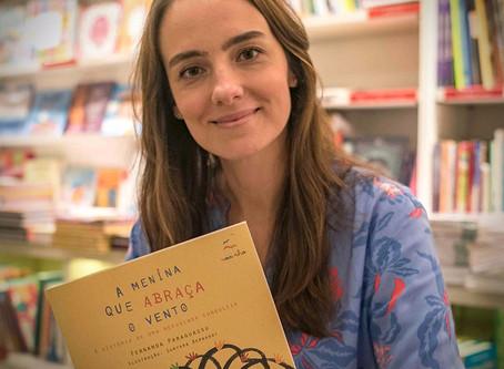 Com a palavra a autora: Fernanda Paraguassu