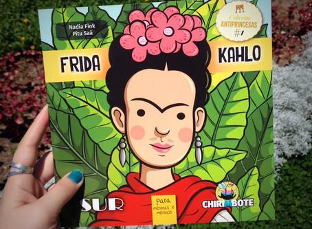 Frida Kahlo, para crianças!