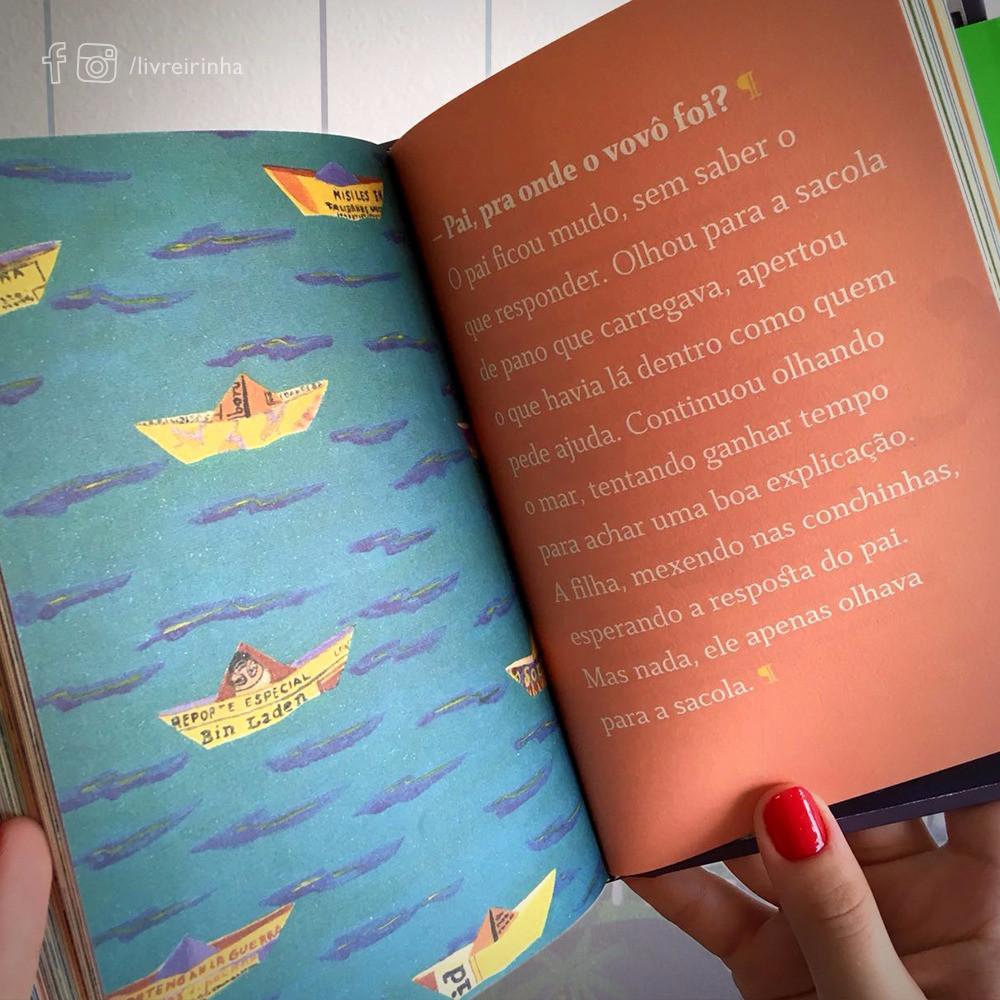 No fundo de doze histórias corre um Rio
