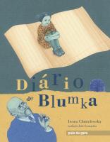 O diário de Blumka_Pulo do Gato