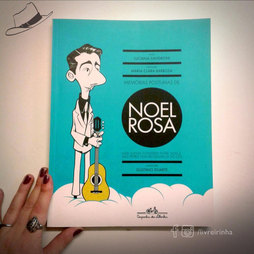 Noel Rosa Ed. Cia das Letrinhas