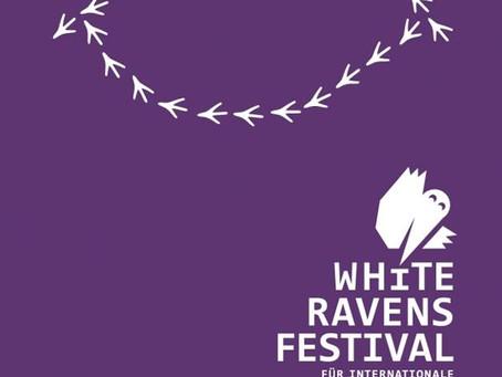 White Ravens: 4 livros nacionais!