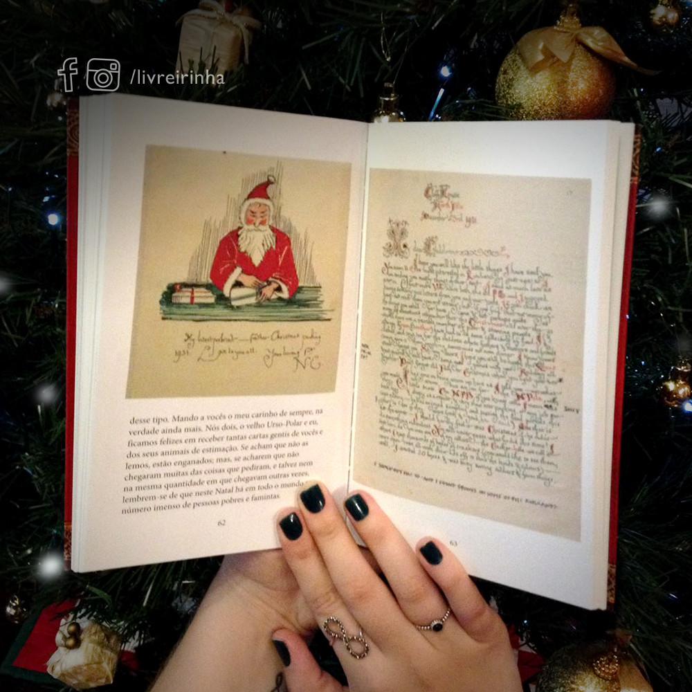 Cartas do Papai Noel