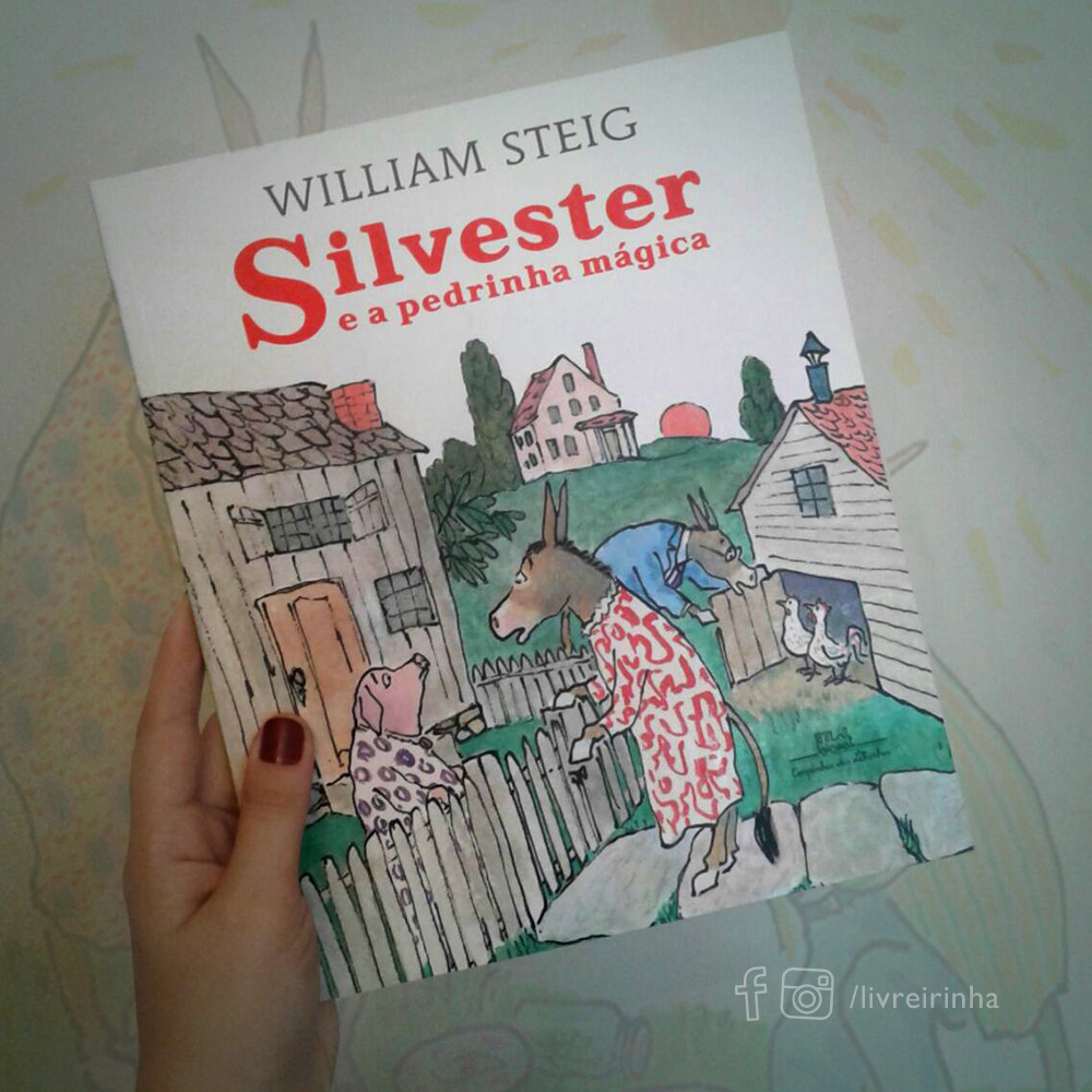 Silvester e a pedrinha mágica