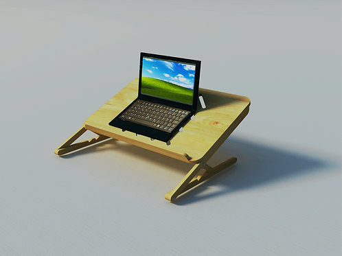 Adjustable Laptop Tray