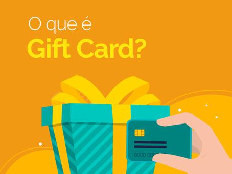 O que é cartão presente?