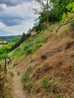 Plateau van Caestert, Kanne