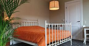 Rustige slaapkamer, pas gerenoveerd.