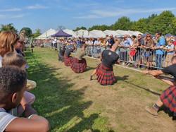 Alden Biesen, Schotse Feesten