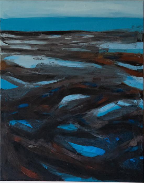 Blue Ocean 102cm x 152cm