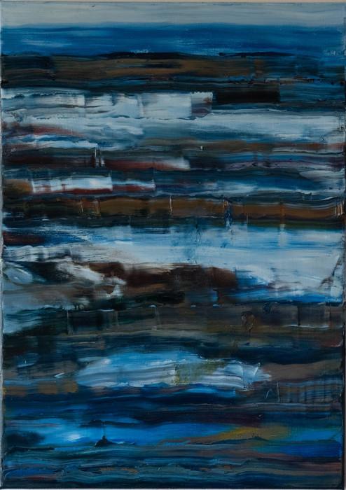 Blue Ocean 102cm x 122cm
